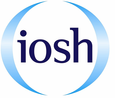 Iosh logo, Menter Training, Cardiff