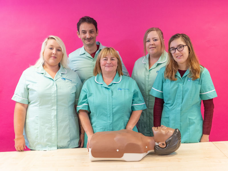 First Aid Qualifications, Menter Training, Cardiff